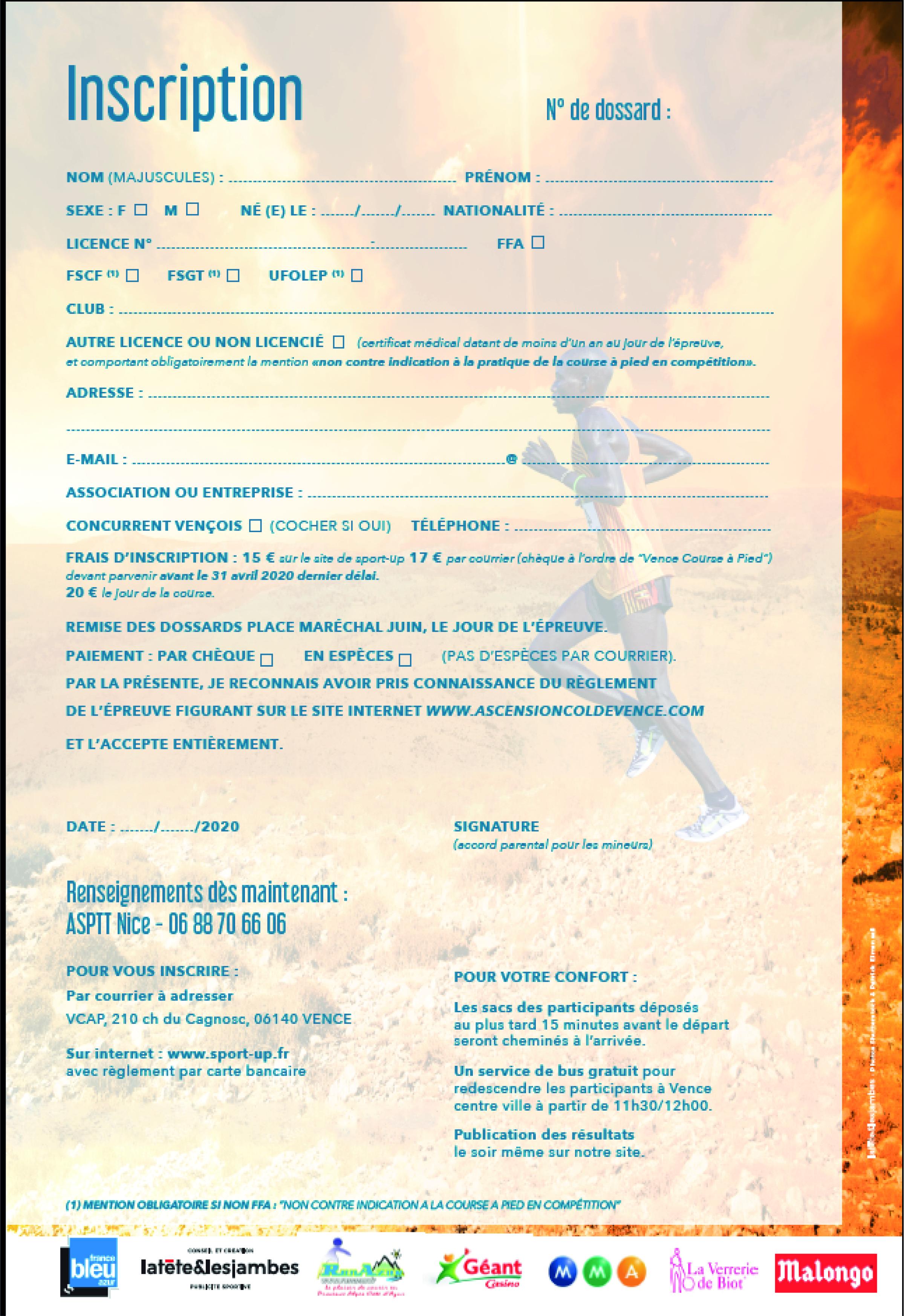 Calendrier Course A Pied 2020.Cdr06 Commission Departementale Des Running Des Alpes