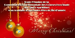 La CDCHS06 vous souhaite d'excellentes fêtes de fin d'année