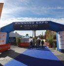 Présentation du calendrier 2018 sur notre stand au Village du Marathon Nice-Cannes