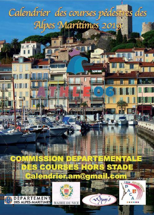 Calendrier Des Courses Hors Stade 2019.Cdr06 Commission Departementale Des Running Des Alpes
