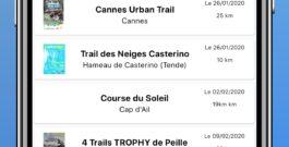 Le calendrier de la CDR06 sur votre iPhone